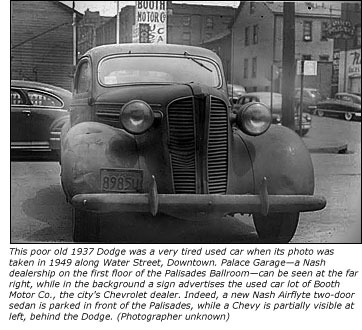 Remembering mckeesport 39 s auto row tube city online for Jeep dealer colorado springs motor city